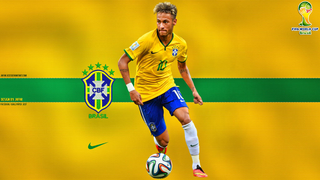 brazil neymar wallpaper 2014 -#main