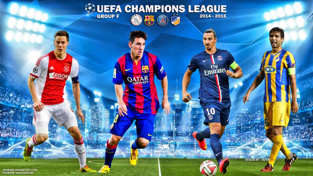 champions 2014 15