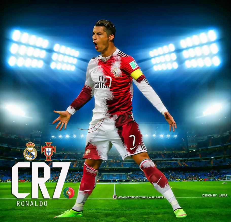 Cristiano Ronaldo Wallpaper: CR7 By Jafarjeef On DeviantArt