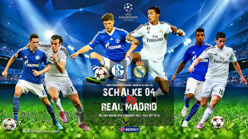 schalke champions league