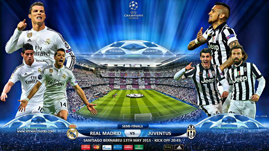 real madrid semi final