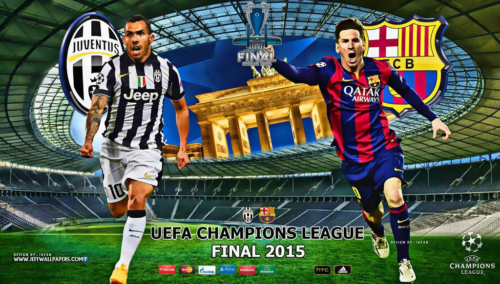 UEFA CHAMPIONS LEAGUE FINAL 2015 by jafarjeef on DeviantArt