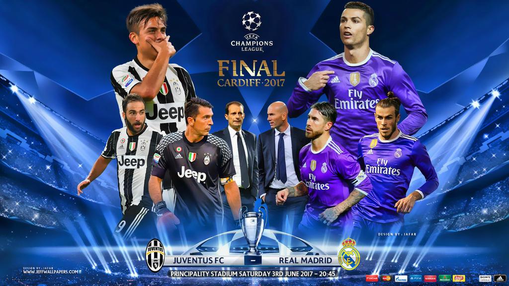 CHAMPIONS LEAGUE FINAL WALLPAPERS by jafarjeef