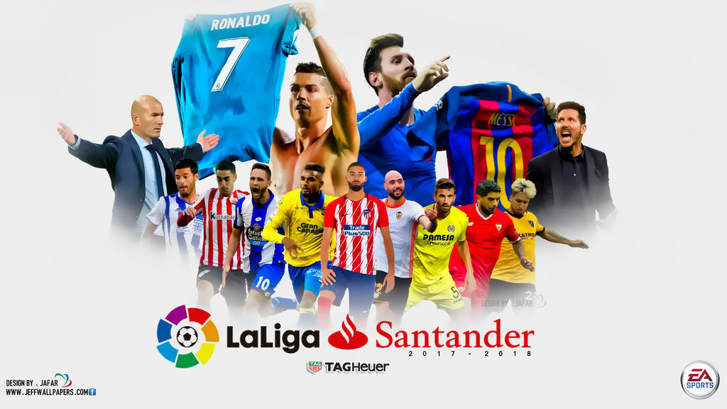 La liga santander wallpaper by jafarjeef on deviantart la liga santander wallpaper by jafarjeef stopboris Gallery