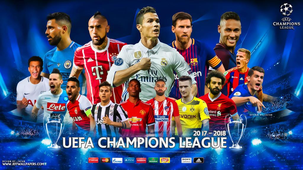 UEFA CHAMPIONS LEAGUE WALLPAPER By Jafarjeef