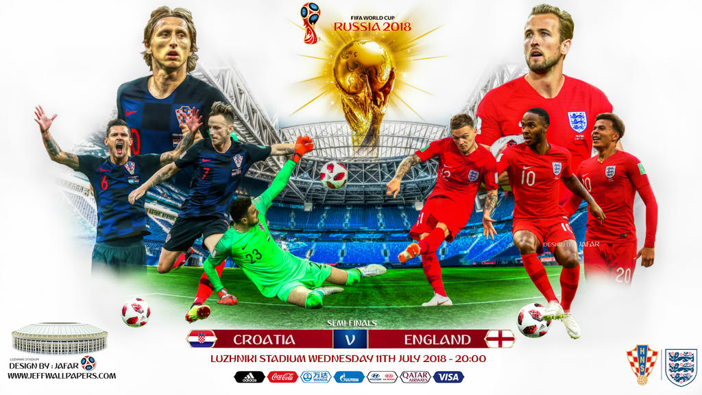 Slikovni rezultat za croatia-england