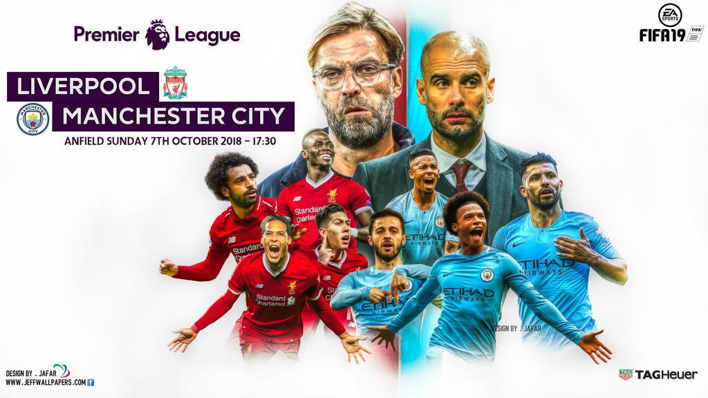 Liverpool Fc Manchester City Wallpaper By Jafarjeef On Deviantart