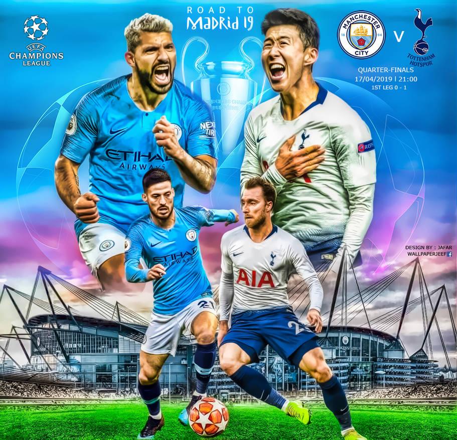 Man City vs Tottenham: Ván bài lật ngửa