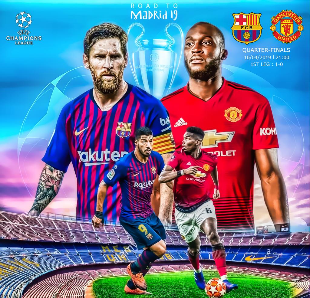 Barca vs Man Utd: Giấc mộng không thành