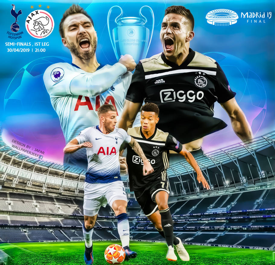 AJAX AMSTERDAM CHAMPIONS LEAGUE 2019 By