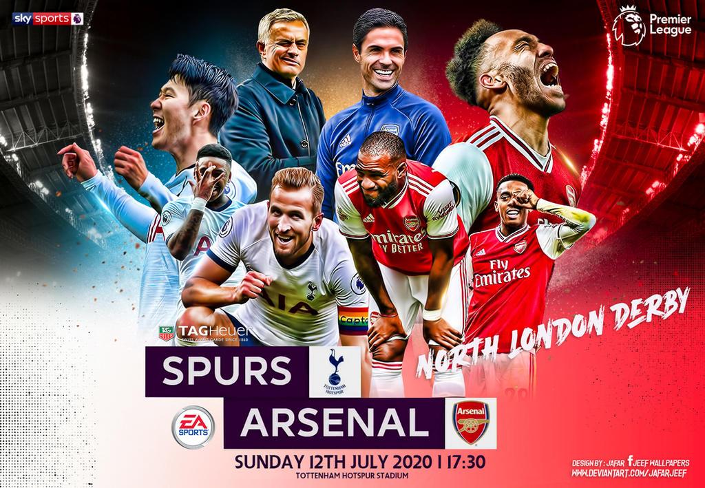 Spurs Arsenal Wallpaper By Jafarjeef On Deviantart