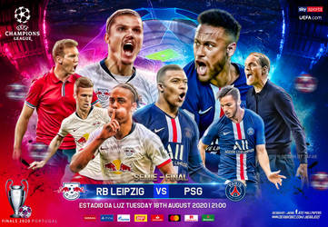 RB LEIPZIG - PARIS SAINT GERMIAN