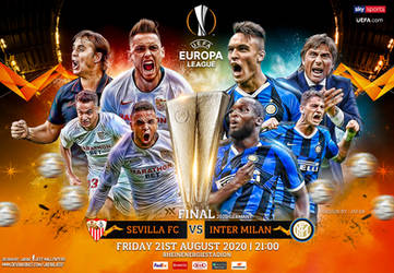 SEVILLA - INTER MILAN EUROPA LEAGUE FINAL
