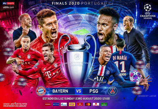 BAYERN MUNCHEN - PARIS SAINT GERMAIN