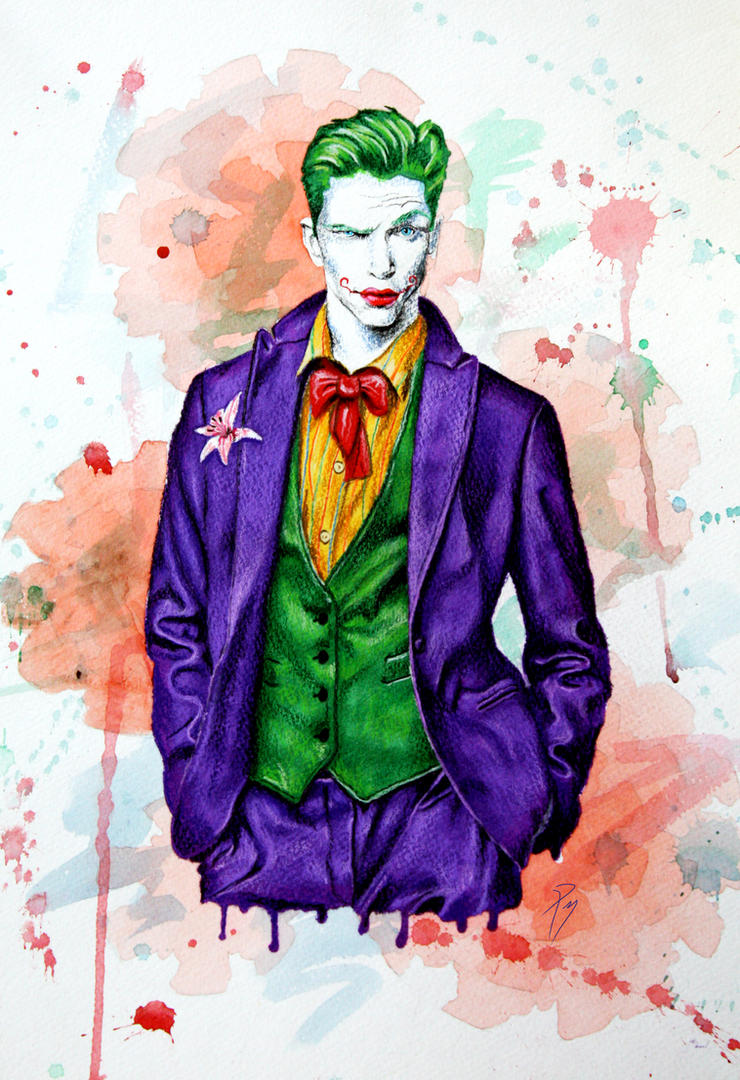 JOKER by TadeoMendoza