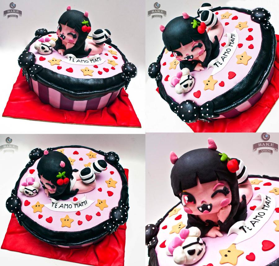 Charuca cake by TadeoMendoza