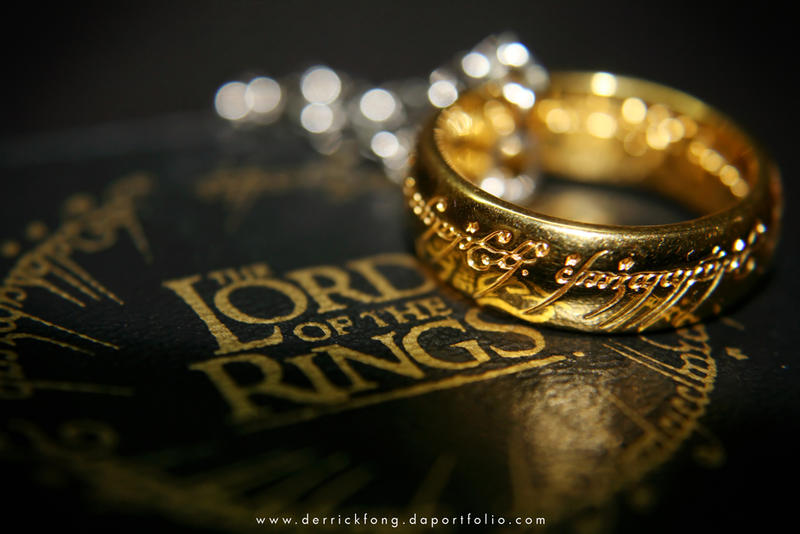 the lord of the rings by derrickfong
