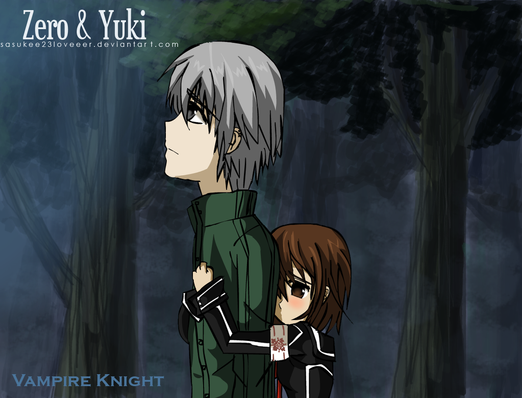Vampire Knight :: Zero x Yuki by sasukee23loveeer on ...