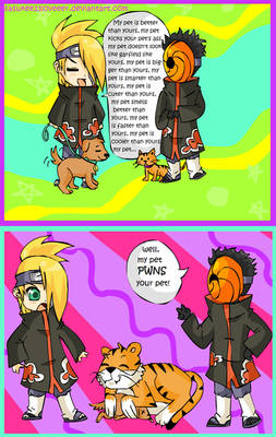 Naruto :: My pet is better