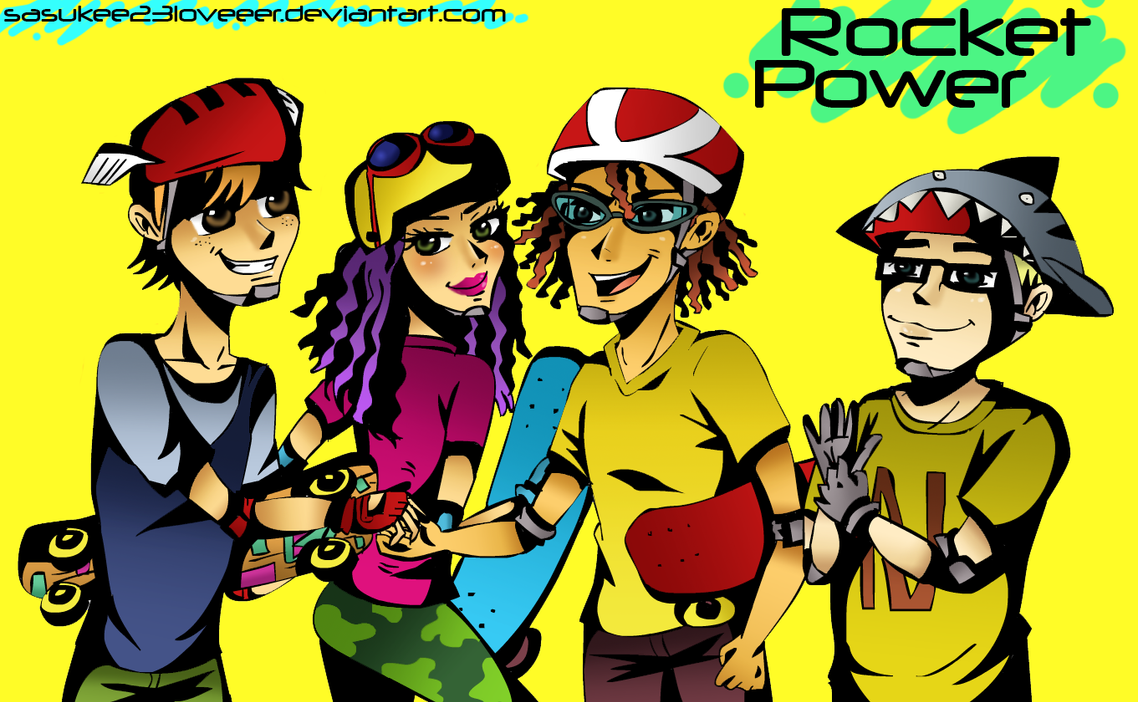 download rocket power wallpaper gallery