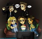 Vampire Diaries :: Movie Night