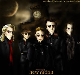New Moon :: The Volturi