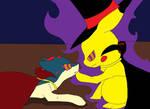 Shadow Darkening VS Zorn 2 (request)