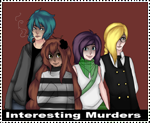 Interesting Murders Big Stamp by Danerboots