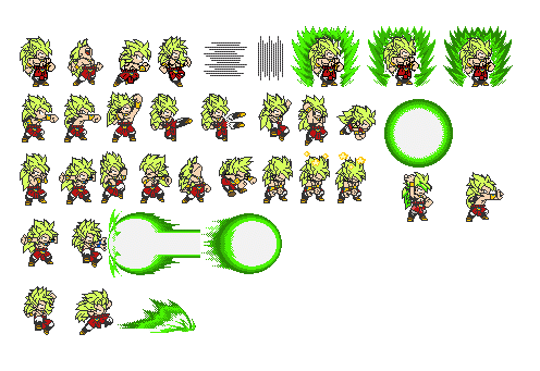 Broly Sprites Related Keywords Suggestions Broly Sprites Long