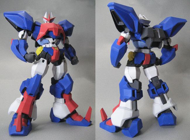 Psycho Armor Govarian - Obari Style by RyugaSSJ3