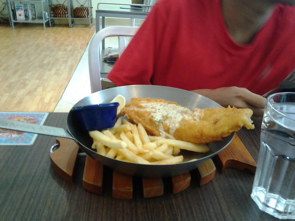 Fish n' chips by RyugaSSJ3