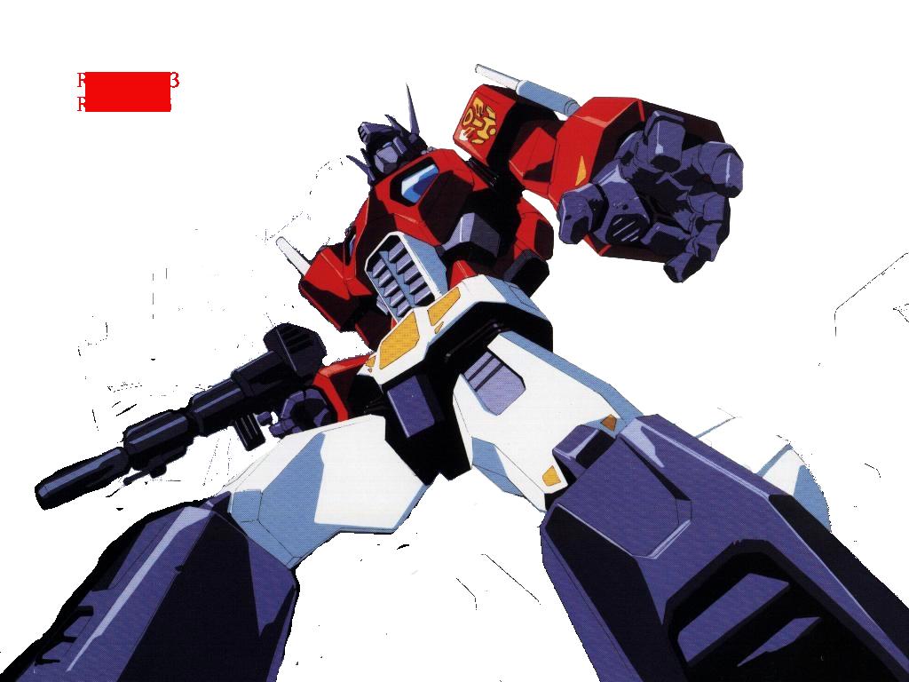G1 Optimus Prime Render (with Ron Friedman interv) by RyugaSSJ3