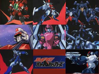 MR Battlehackers Poster by RyugaSSJ3