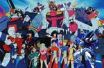 Battlehackers and Kaiser team-up by RyugaSSJ3