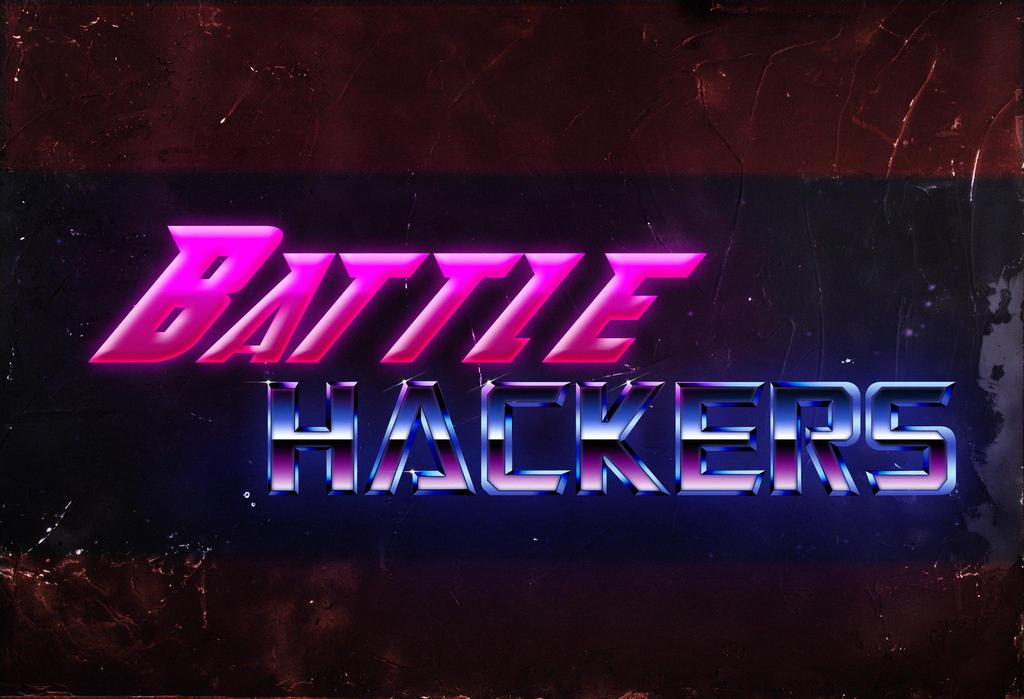 Battlehackers logo 2 by RyugaSSJ3
