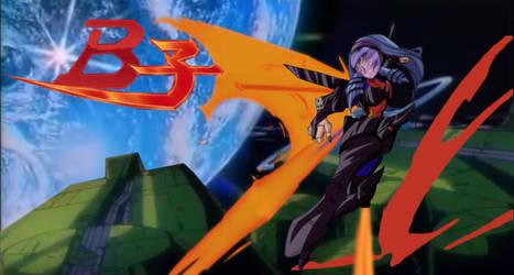 B-Ko Akagiyama-23 Sentai Suit Upgrade