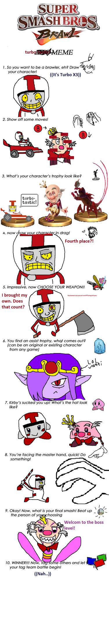 Ssbb Meme by Ask-Reala