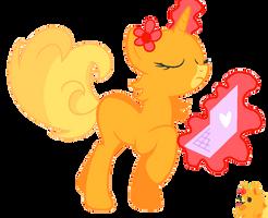 DAT DUMB SHIBE !!! by FireFlarePony