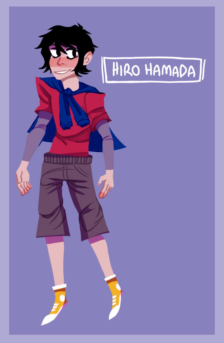 CHOOSE YOUR HERO [HIRO HAMADA] by reezetto