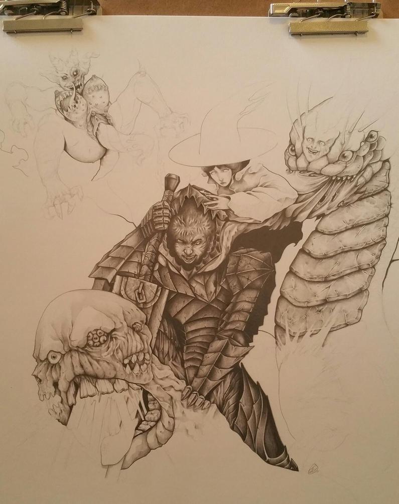 Berserk Im Not Dead Yet by TIMISDEATH2ALL