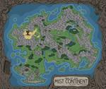 Final Fantasy 9- Mist Continent