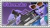 Widowmaker Stamp by SadForest
