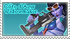 Cote d'Azur Widowmaker Stamp