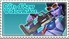 Cote d'Azur Widowmaker Stamp by SadForest