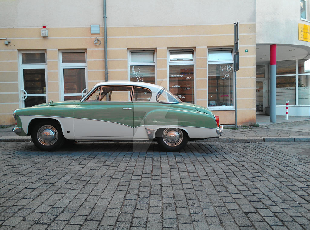 Oldtimer from GDR by Alex2662011