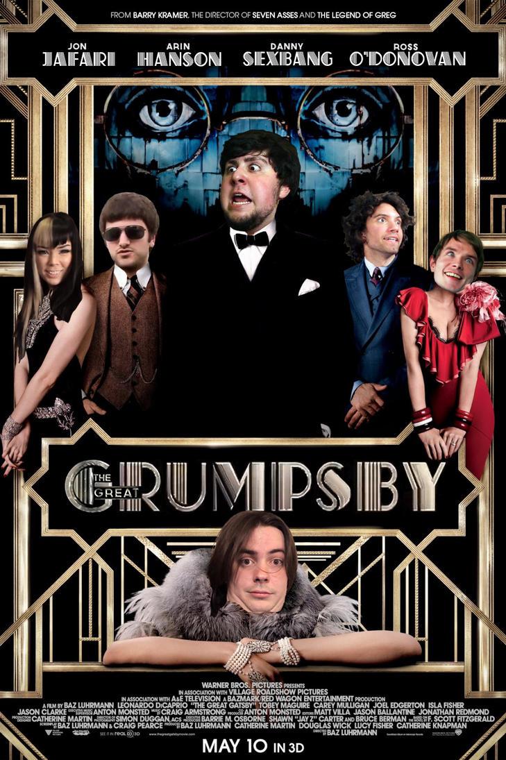 The Great Grumpsby by natarirvin