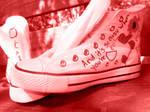 Monotone Shoes
