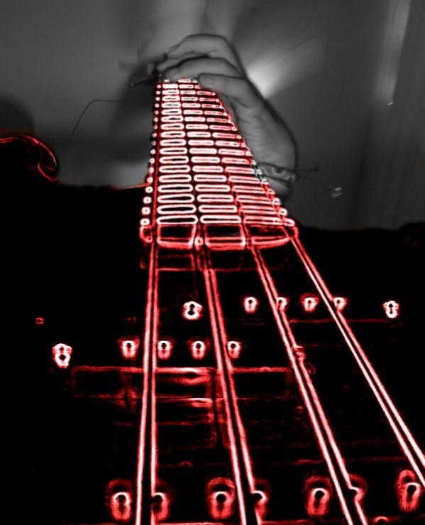 My Bass by chrisMISFIT