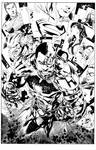 JUSTICE LEAGUE COVER SAMPLE OVER IVAN REIS
