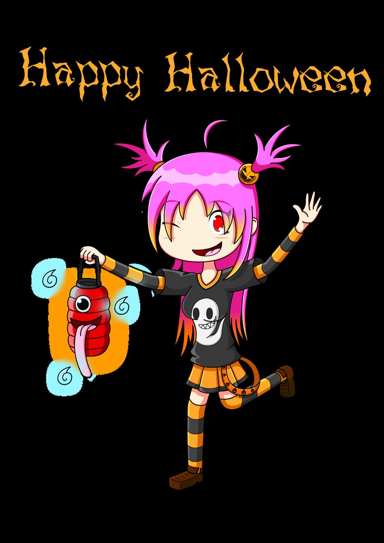 Halloween OC 2013 (Text Version) by JoTheWeirdo